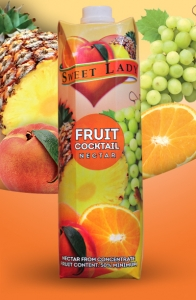 Fruit Cocktail Nectar x10