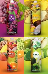 Fruit Nectar Variety Mix x10
